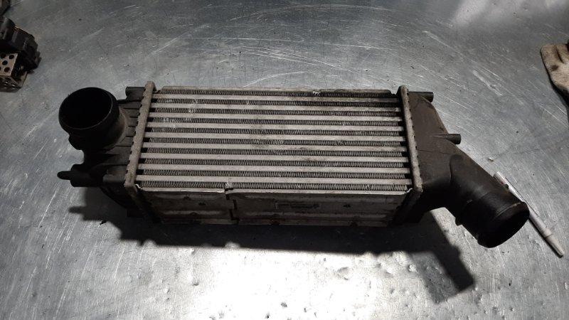 Радиатор интеркулера (интеркулер) Citroen C4 LC DV6TED4 2005