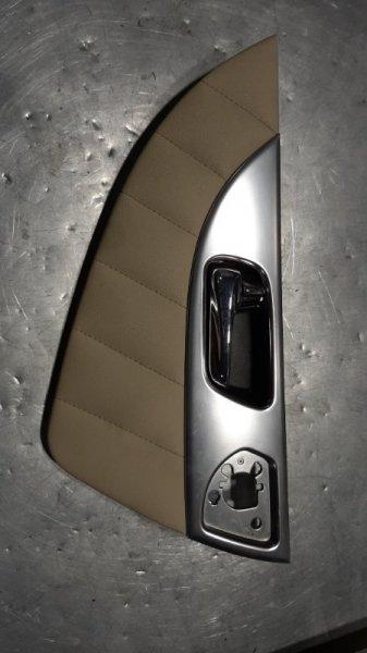Ручка двери внутренняя Infiniti Fx30D S51 VK50VE 2008 задняя правая