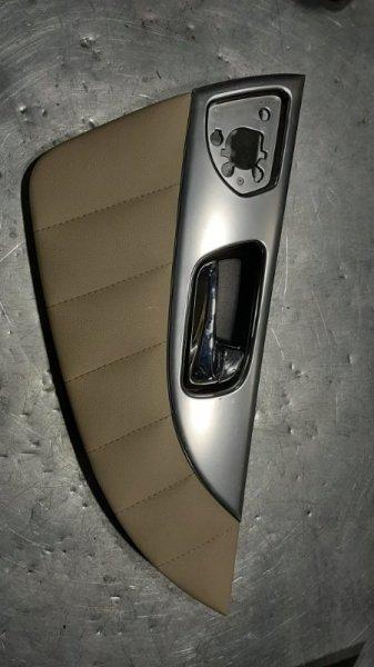 Ручка двери внутренняя Infiniti Fx30D S51 VK50VE 2008 задняя левая