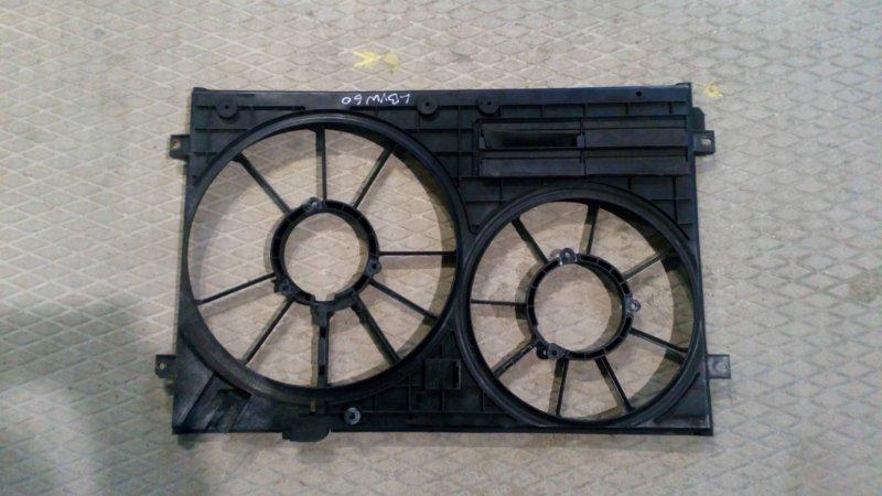 Диффузор Volkswagen Passat B6 3C2 BKC 2007
