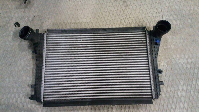 Радиатор интеркулера (интеркулер) Volkswagen Passat B6 3C2 BKC 2007