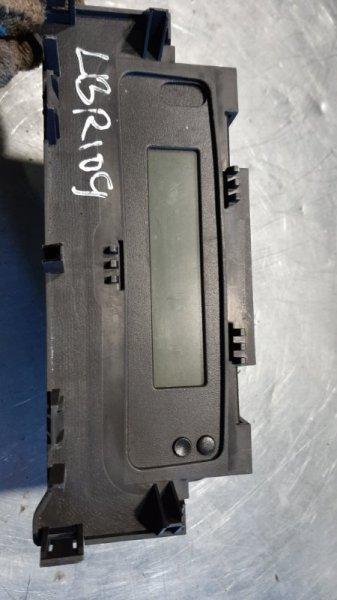 Дисплей информационный Renault Megane 2 BM K4M812 2008