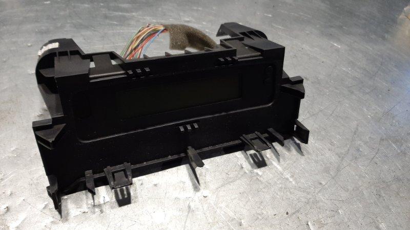 Дисплей информационный Renault Megane 2 KM K4M812 2007