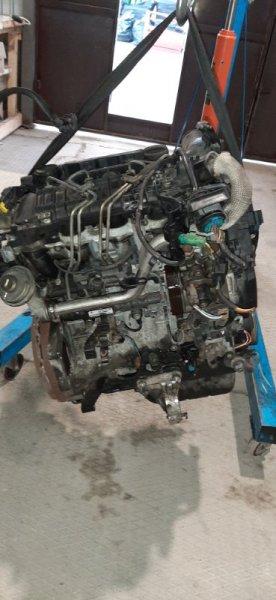 Двигатель Citroen C3 F DV4TED4 2004