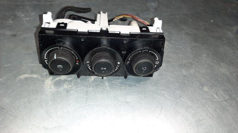Блок управления климат-контролем Peugeot 308 4A/C EP3 2010