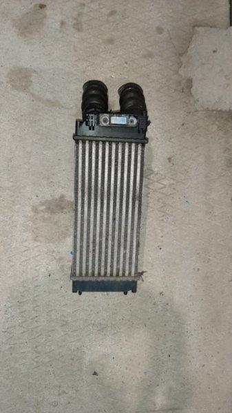 Радиатор интеркулера (интеркулер) Citroen C4 LC DV6ATED4 2007