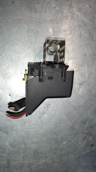Резистор температуры Citroen C4 LC DV6ATED4 2007
