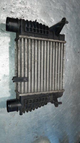 Радиатор интеркулера (интеркулер) Renault Clio 3 BR0/1_ D4F784 2008