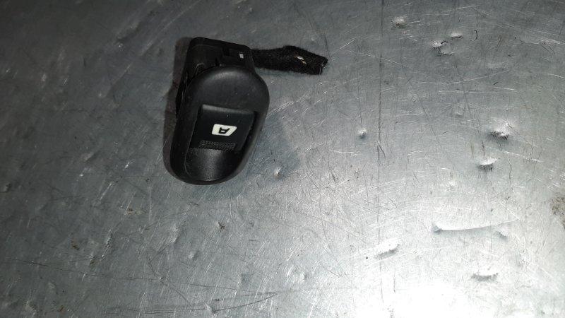 Кнопка стеклоподъемника Citroen C3 F DV4TED4 2004 левая