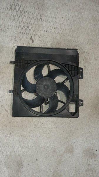 Вентилятор системы охлаждения Citroen C2 JM TU1JP 2008