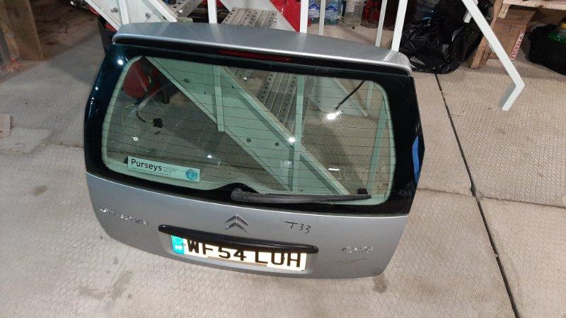Крышка багажника Citroen C3 F TU3JP 2005 задняя