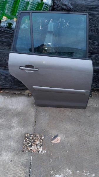 Дверь Citroen C4 Grand Picasso 1 UA DV6TED4 2007 задняя правая