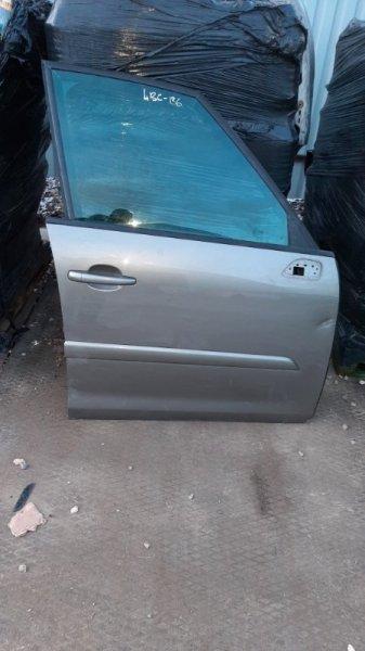 Дверь Citroen C4 Grand Picasso 1 UA DV6TED4 2007 передняя правая