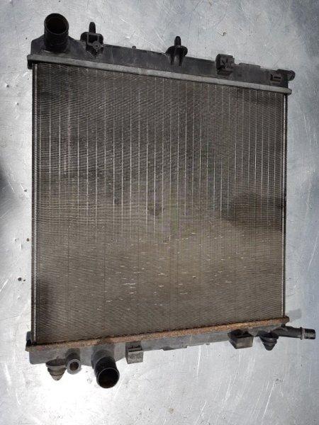 Радиатор охлаждения Citroen C3 F TU3JP 2005