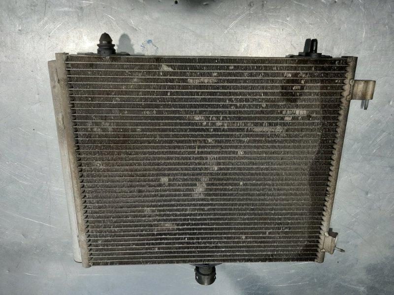 Радиатор кондиционера Citroen C3 F TU3JP 2005