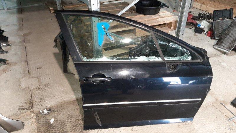 Дверь Peugeot 407 SW DV6TED4 2008 передняя правая