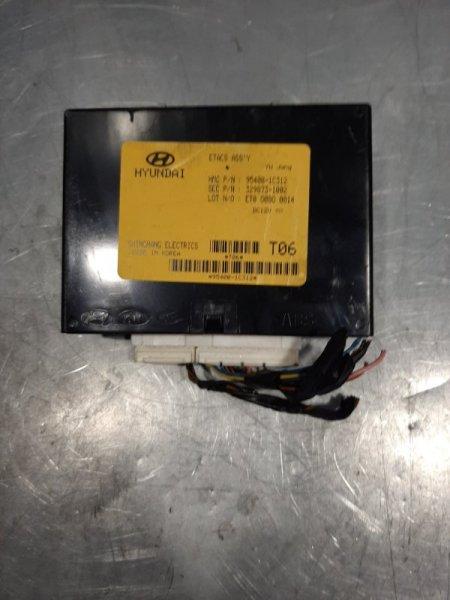 Блок управления Hyundai Getz TB G4EE 2009