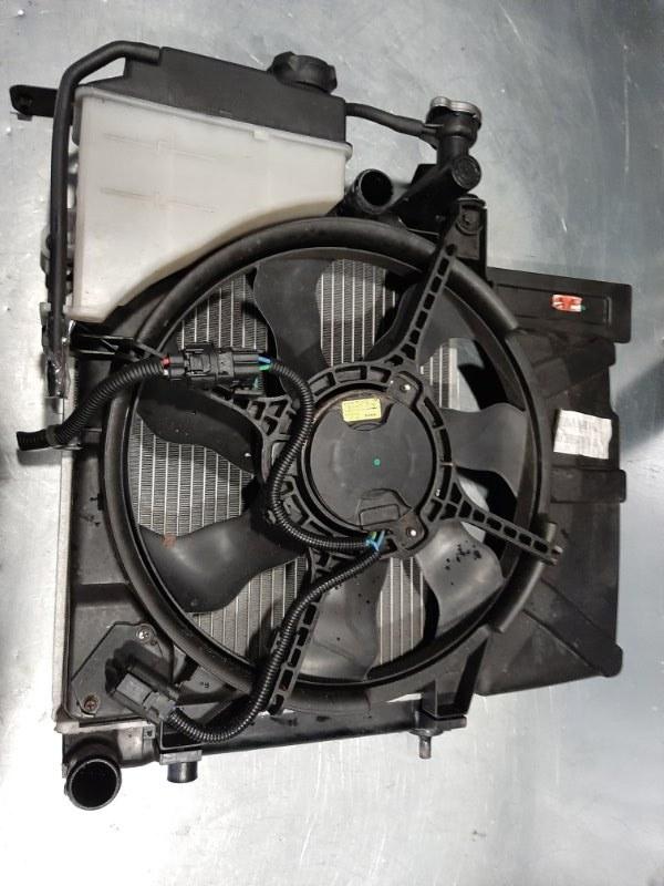 Кассета радиаторов Hyundai Getz TB G4EE 2009