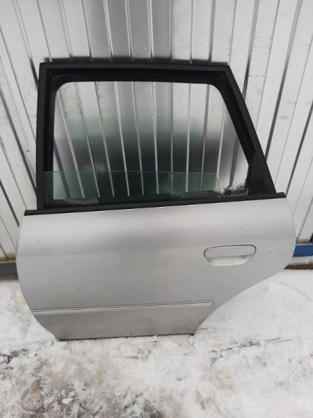 Дверь Audi A3 8L1 APG 2002 задняя левая