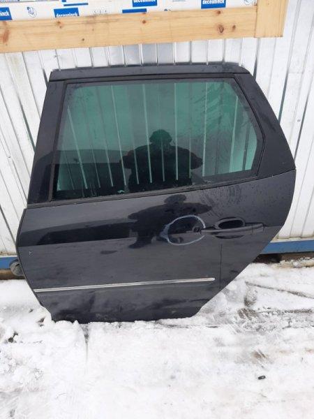 Дверь Peugeot 407 SW DV6TED4 2008 задняя левая