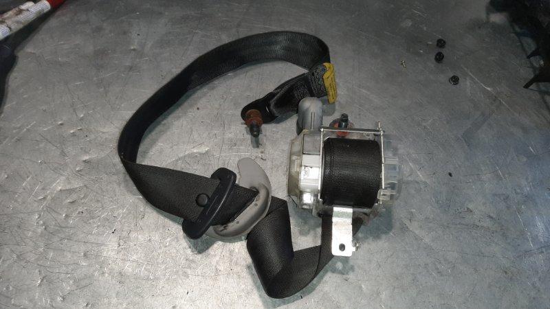 Ремень безопасности Hyundai I30 FD G4FA 2008 передний правый