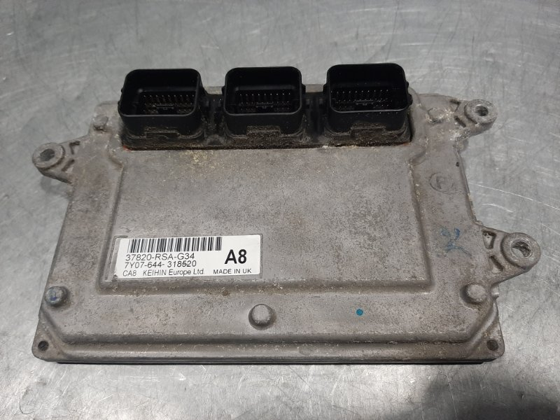 Блок управления Honda Civic 8 FK2 R18A2 2008