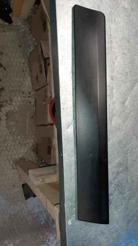 Молдинг на крыло Citroen C4 LA ET3J4 2008 задний левый
