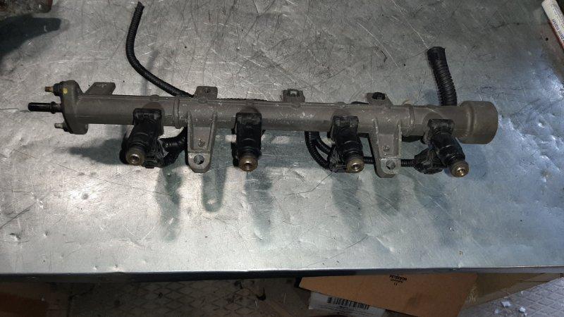 Топливная рампа Hyundai Getz TB G4EE 2009