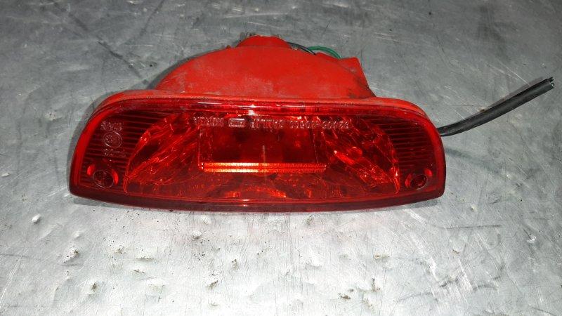 Фонарь противотуманный Hyundai Getz TB G4EE 2006 задний