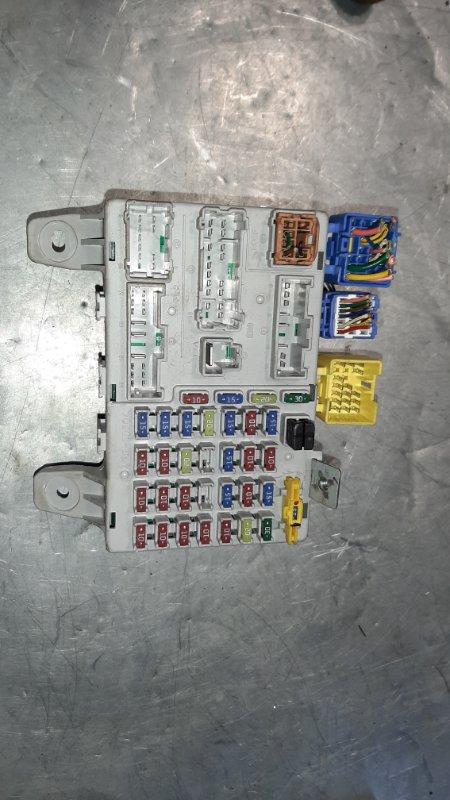 Блок предохранителей Hyundai Getz TB G4EE 2006