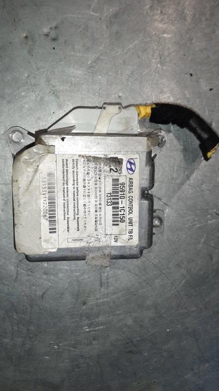 Блок управления airbag Hyundai Getz TB G4EE 2006