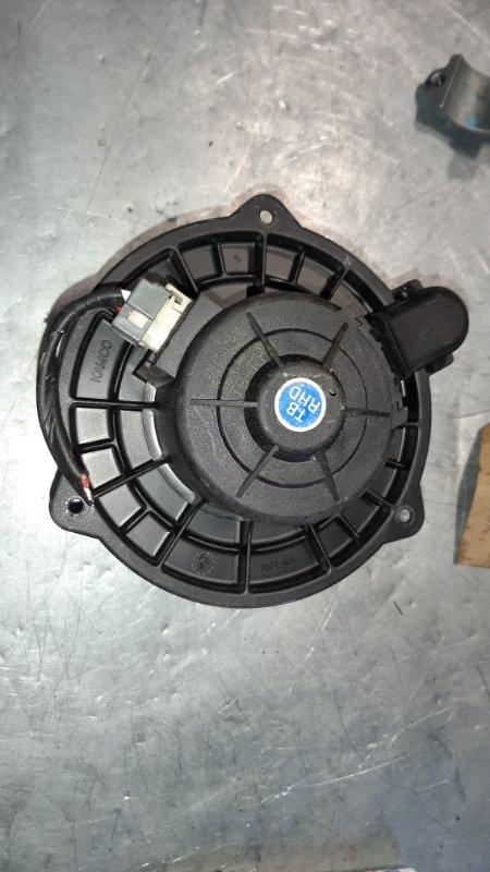 Вентилятор (мотор) печки Hyundai Getz TB G4EE 2006