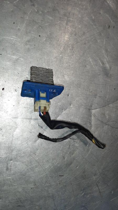 Резистор температуры Hyundai Getz TB G4EE 2006