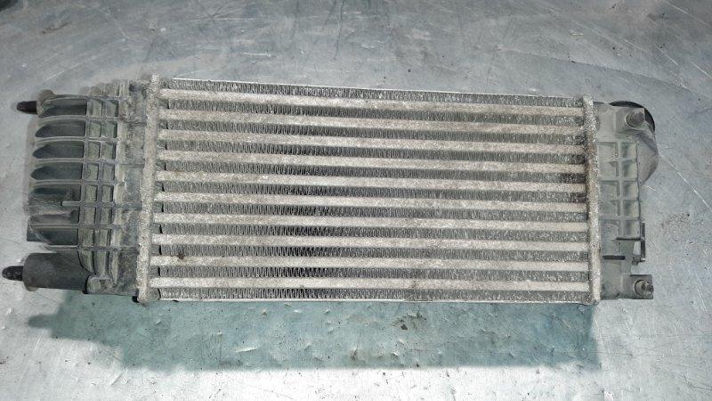 Радиатор интеркулера (интеркулер) Peugeot 407 SW DV6TED4 2008