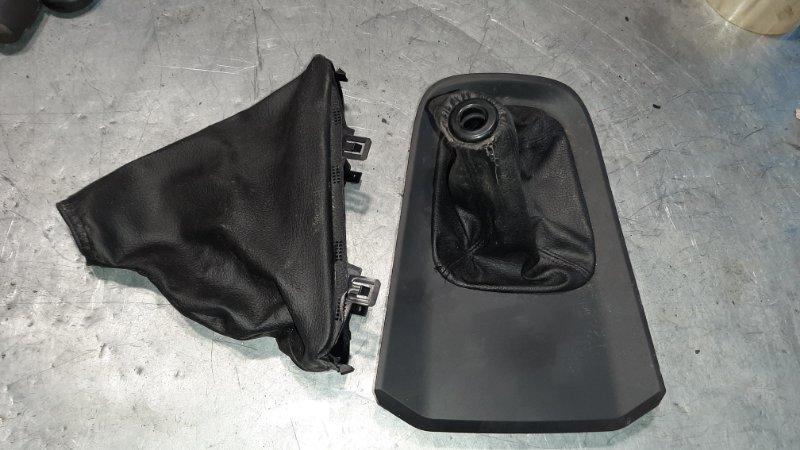 Чехол кулисы Nissan Primera 3 P12 QG18DE 2004