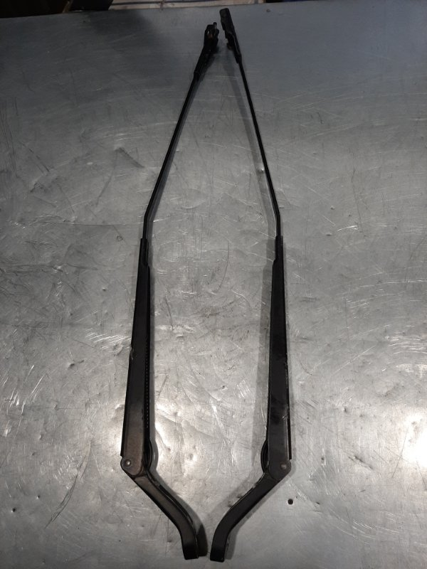 Тяга/рычаг (поводок) щетки стеклоочистителя Peugeot 407 6D DW10BTED4 2005 передний