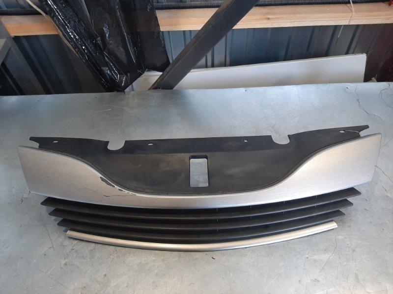 Решетка радиатора Renault Laguna 2 X74 F4P 2000