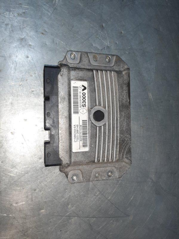 Блок управления Renault Megane 2 BM K4M812 2008