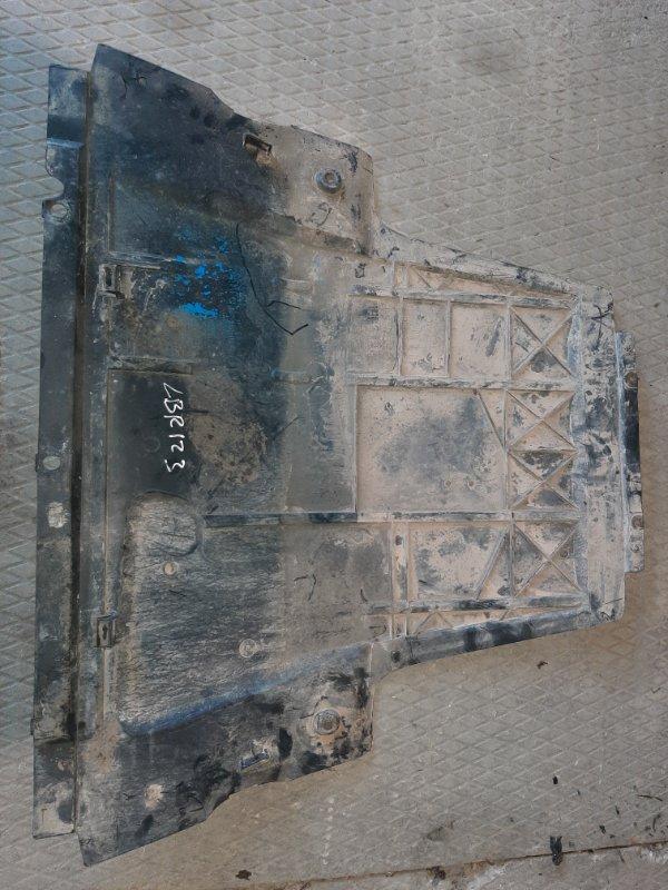 Защита двигателя Renault Megane 2 BM K4M812 2008