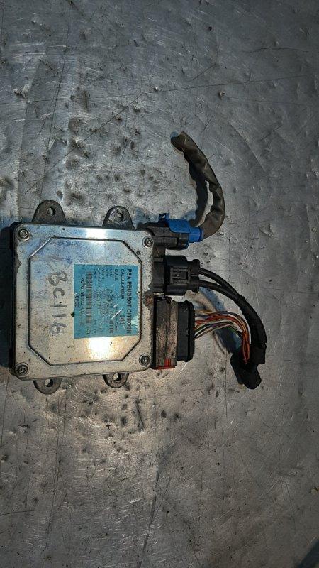 Блок управления Citroen C3 F TU3JP 2006