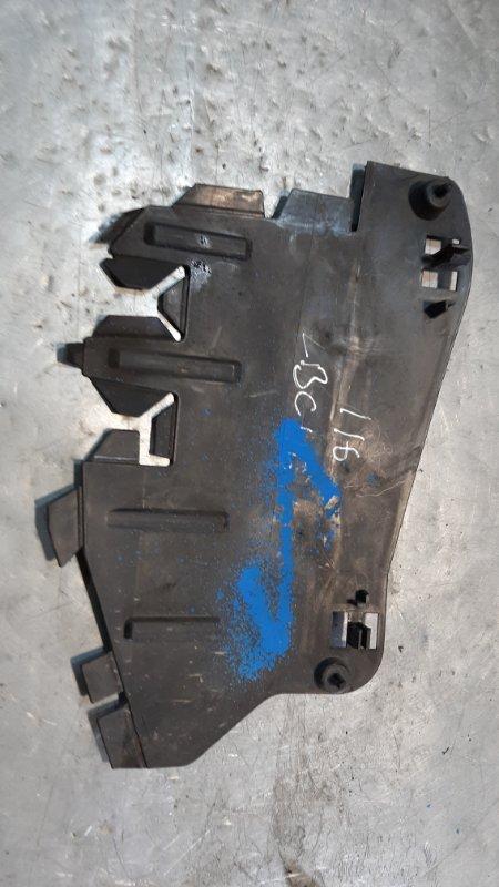 Дефлектор воздушный Citroen C3 F TU3JP 2006 левый