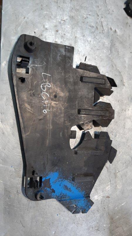 Пыльник двигателя Citroen C3 F TU3JP 2006 правый