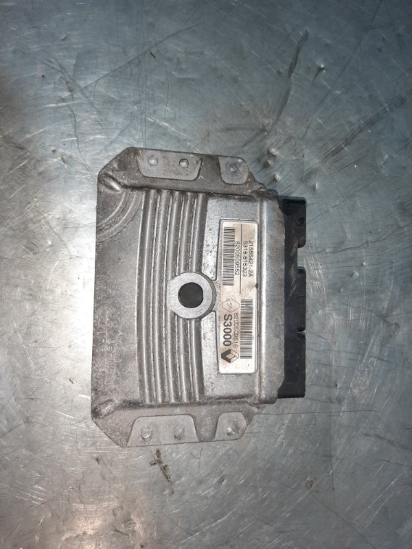 Блок управления Renault Megane 2 KM K4M812 2006