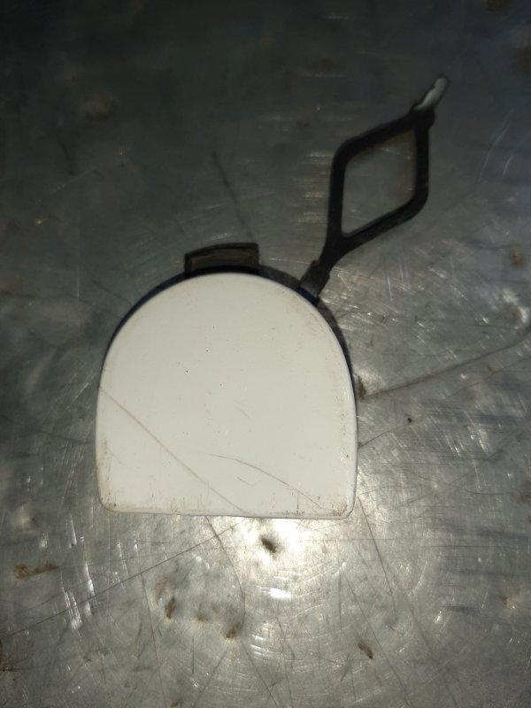 Заглушка бампера Citroen C3 A51 EP6 2009 задняя