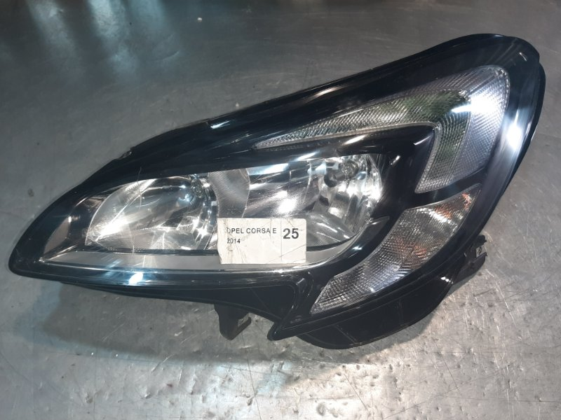 Фара Opel Corsa E S07 A12XEL 2014 передняя левая