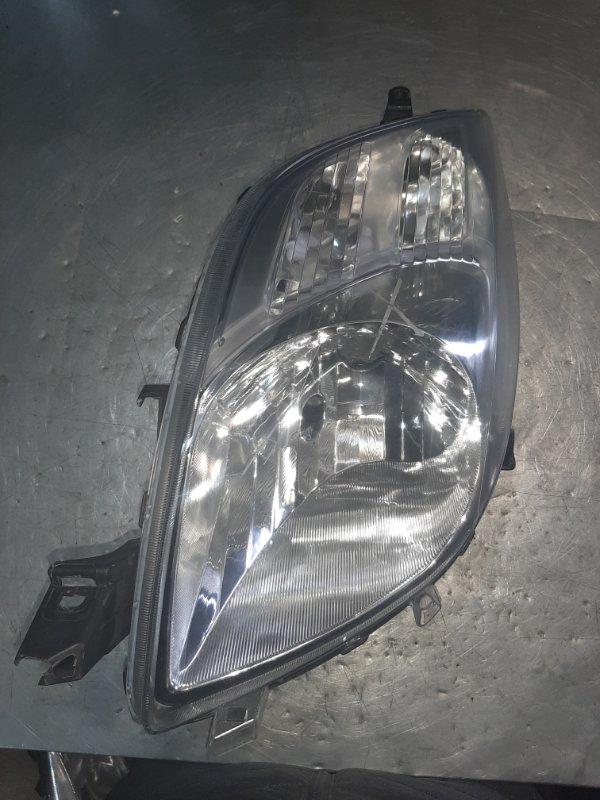 Фара Toyota Vitz 1KRFE 2005 передняя левая