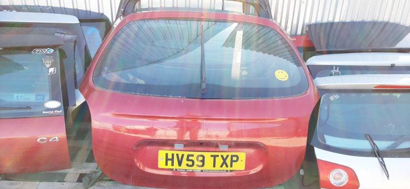 Крышка багажника Citroen Xsara Picasso TU5JP4 2009