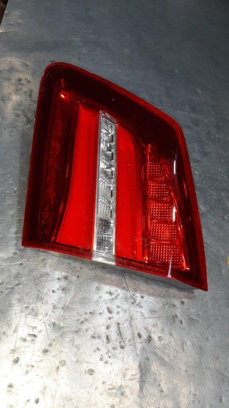 Фонарь задний Mercedes-Benz Gl-Klasse W166 M276DE35 2012 задний правый