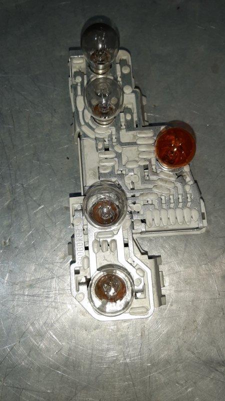 Плата заднего фонаря Volkswagen Passat 3B5 AFB 2000 задняя правая