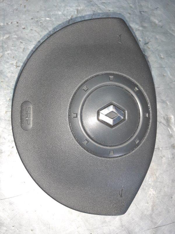Подушка безопасности (airbag) в руль Renault Scenic 2 JM0 F9Q812 2003
